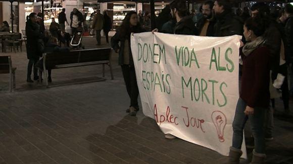 L'Aplec Jove reclama la cessió d'espais públics per als joves