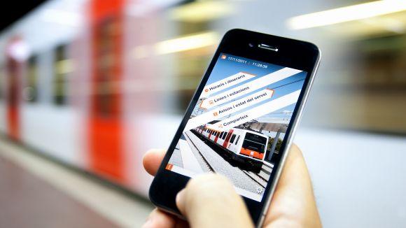 FGC actualitza l'aplicació de mòbil per delatar infractors treient l'opció per denunciar captaires