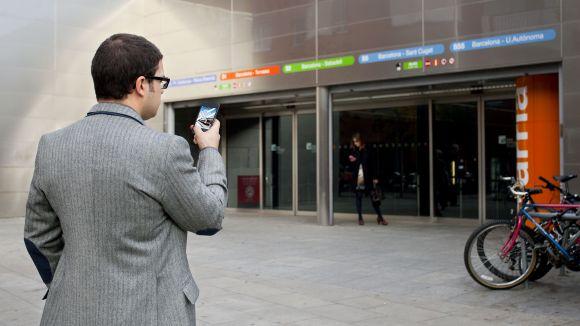 Aplicació per a mòbil per delatar infractors de FGC: 70 denúncies en cinc dies