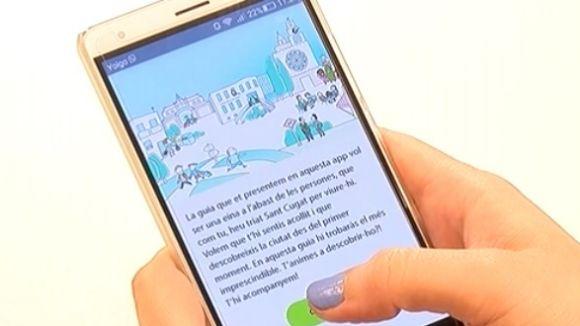 L'app Hola Sant Cugat facilita informació relacionada amb els serveis de la ciutat