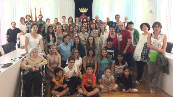 Sant Cugat reconeix la cinquantena de projectes d'Aprenentatge Servei