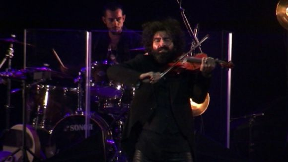 El concert del violinista Ara Malikian canvia de data i serà el 8 de gener al Teatre-Auditori