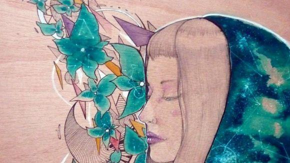 'Impropinting', pintura i música en directe al Casal de Joves