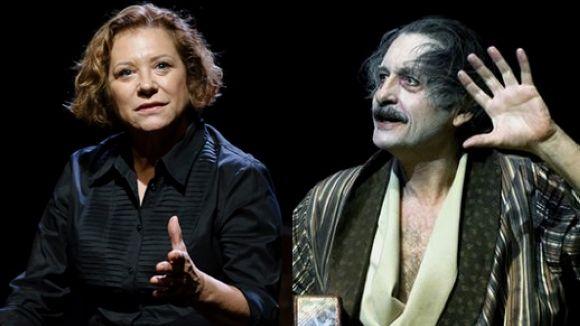 Mercè Arànega i Ramon Madaula, nominats als 22ns Premis Butaca