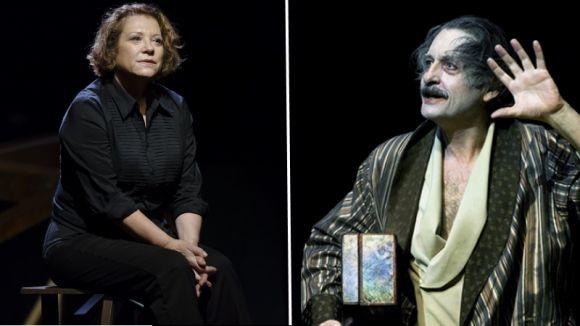 Mercè Arànega i Ramon Madaula, nominats als Premis Max de les Arts Escèniques