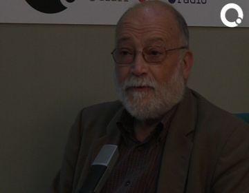 Arcadi Oliveres: 'L'Estat espanyol participa en una guerra il·legal a l'Afganistan per motius econòmics'