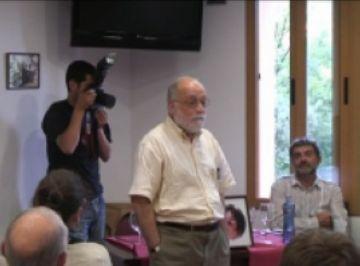 Arcadi Oliveres, a favor de la vaga general per mostrar el rebuig a les mesures anticrisi del govern