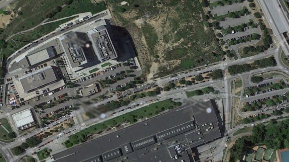 Una noia pateix una agressió sexual a un pàrquing prop del Sant Cugat Centre Comercial