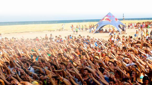 Cyan encetarà el festival Arenal Sound acompanyat d'un cartell de luxe