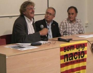 L'alcalde d'Arenys diu a Sant Cugat que 'l'independentisme té futur perquè les persones s'hi juguen el seu benestar'