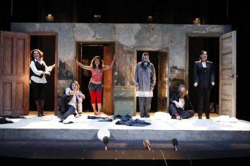 El Teatre-Auditori acull avui l'espectacle 'Argelino, servidor de dos amos'