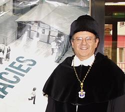 Josep Argemí, reelegit rector de la UIC per tres anys més