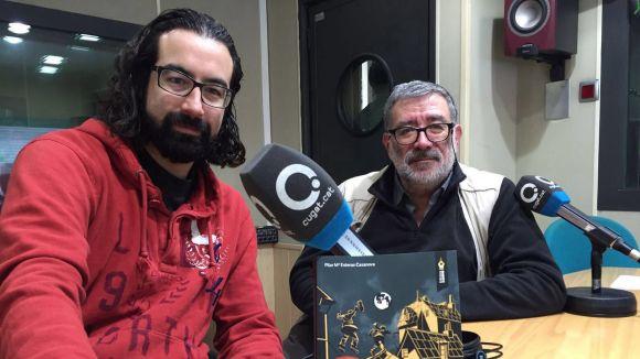 Joan Ramon Armadàs i Francisco Duque parlen de Sherlock Holmes a Cugat.cat