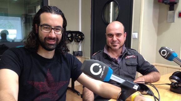 Joan Ramon Armadàs i Marc Carreté, a Cugat.cat