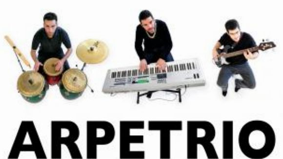 La música de Arpetrio, avui a El Siglo Mercantic