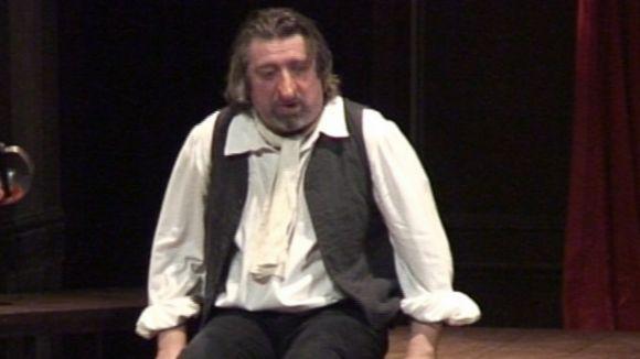 Pere Arquillué, el Cyrano brodat