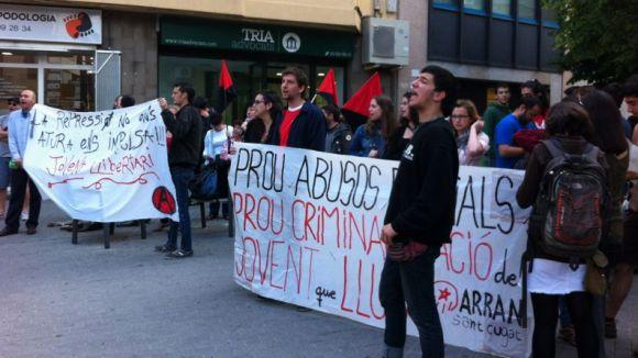 Absolts els membres d'Arran acusats de desobediència a l'autoritat