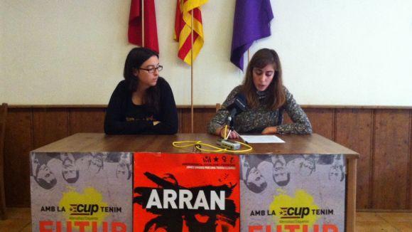 Arran demana el vot per la CUP com a alternativa als altres partits polítics