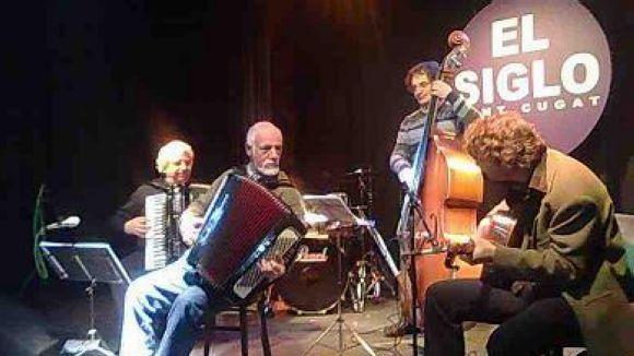 L'acordió d'Arrigo Tomasi arriba avui a El Siglo