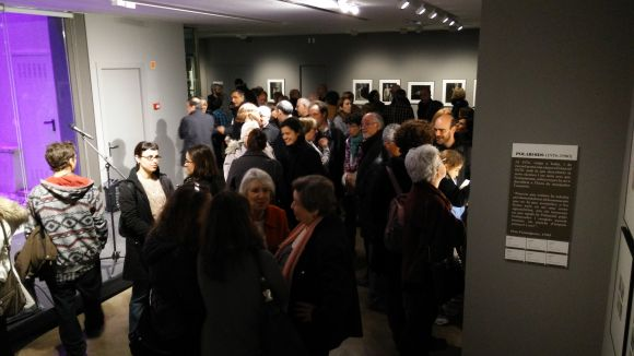 El Centre d'Art Maristany s'inaugura amb un repàs de l'obra de Pere Formiguera