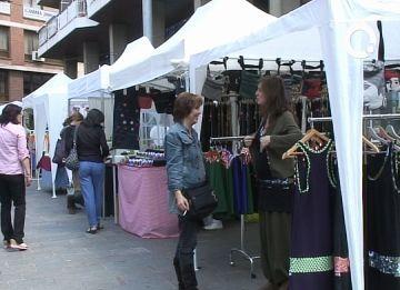 Els artesans s'han ubicat a Quatre Cantons
