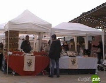 Els artesans confien en la campanya de Nadal per superar la crisi