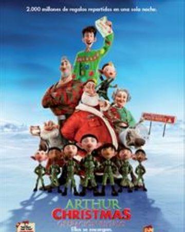 El Nadal arriba als cinemes santcugatencs amb 'Arthur Christmas: Operación Regalo'