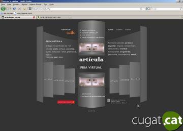 Quatre galeries santcugatenques se sumen a una nova fira de quadres virtual
