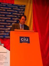 El president de la federació nacionalista nega que CiU posi pals a les rodes en la negociació de l'Estatut