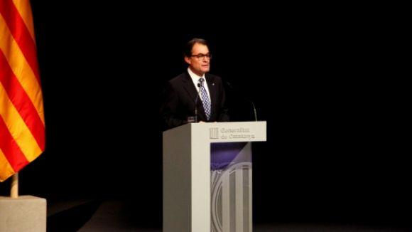 Els partits creuen que Mas trasllada la pressió a Junqueras amb el seu full de ruta