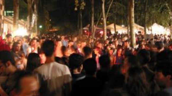 La CUP-PC i ERC-MES demanen un protocol per als casos d'agressions masclistes per Festa Major