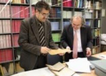 L'Arxiu Nacional de Catalunya rep el llegat d'un exiliat republicà al Regne Unit