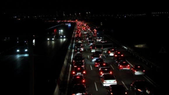 El SCT preveu el retorn d'uns 255.000 vehicles a l'àrea metropolitana