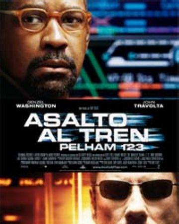 Washington i Travolta, bo i dolent a 'Asalto al tren'
