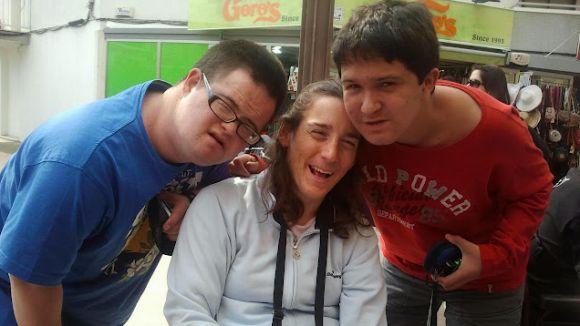 Sant Cugat defensa que les persones amb discapacitat intel·lectual puguin votar