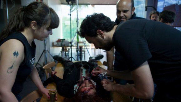 Marc Carreté estrena el film 'Asmodexia' a Brussel·les