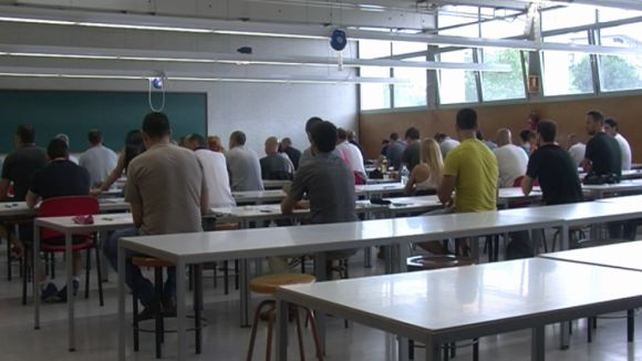 250 persones opten a una de les set noves places de Policia Local de Sant Cugat