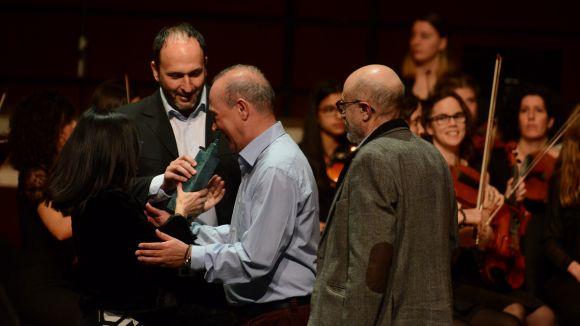 Assadega'm, reconeguda amb un Premi Ciutat de Sant Cugat pel seu vintè aniversari