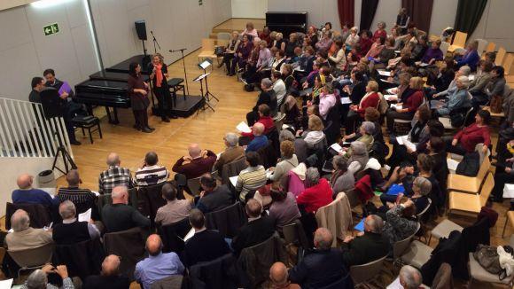 Sant Cugat viurà per primera vegada el concert 'CANTA GRAN!2016'