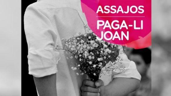 Assajos del Paga-li, Joan - ball del vano i el ram