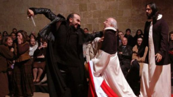 L'abat Biure mort per última vegada aquest 2013 amb 'Pedra i Sang'