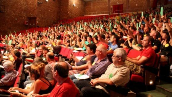 La CUP de Sant Cugat descarta presentar-se en coalició a les municipals