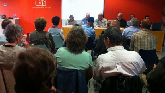Nou pas del Club Muntanyenc per traslladar-se al carrer Sant Bartomeu