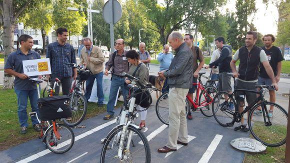 L'Assemblea de la Bici neix per estendre l'ús d'aquest vehicle a tota la ciutat