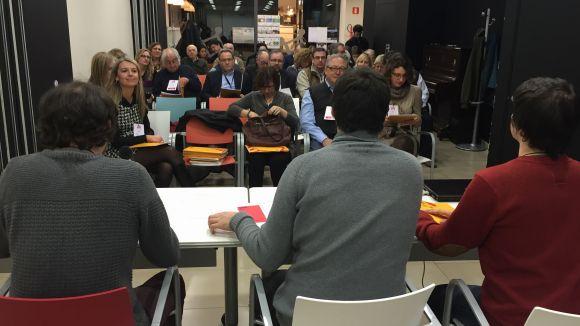 La militància d'ERC dóna el vistiplau al pacte amb MES i a les llistes