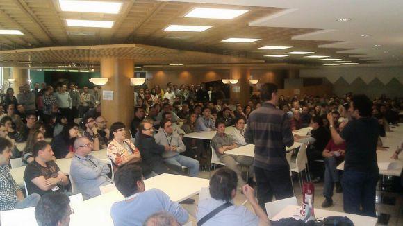 Els treballadors d'HP Consultoria i Outsorcing comencen vaga indefinida dilluns