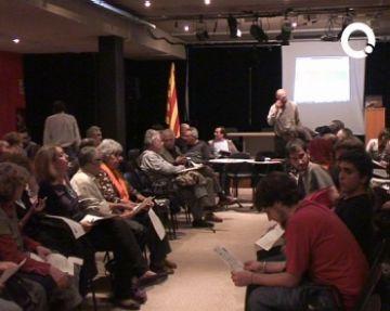 La Plataforma Santcugatenca per l'Autodeterminació reflexiona sobre el 13-D i el seu futur