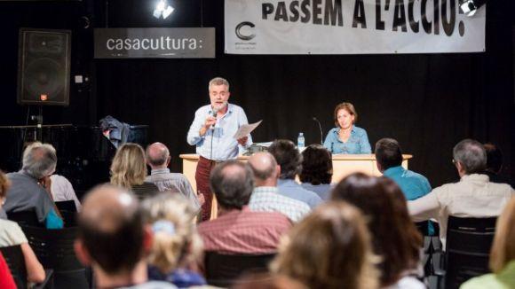 Formacions polítiques i entitats debaten sobre el Procés Constituent