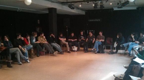 La 1a Assemblea de Drets Socials arrela a Sant Cugat