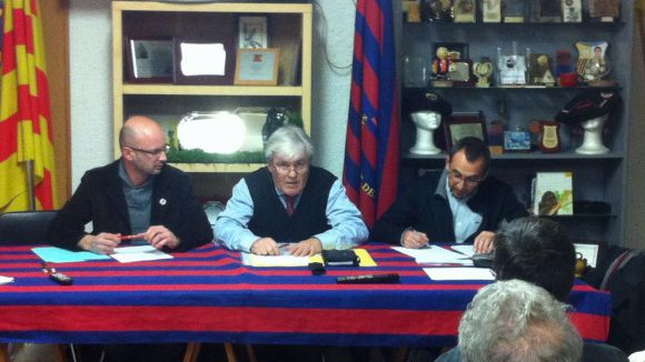 La Penya Blaugrana SC incorpora la figura del voluntari en els seus estatuts
